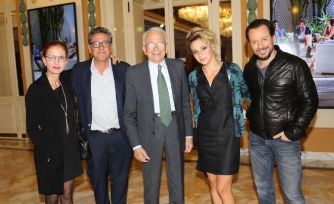 """A Sanremo girate le riprese del film """"Fortunata"""" di Sergio Castellitto"""