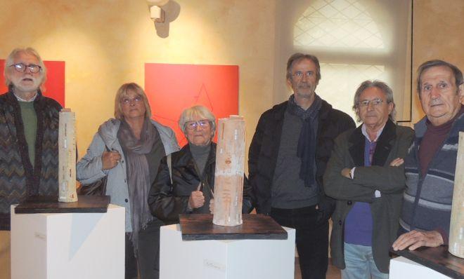 Da domani a Tortona un'interessante mostra artistica del GRuppo 7