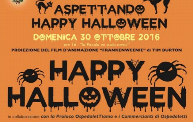Torna Happy Halloween ad Ospedaletti ed il divertimento horror inizia già domenica