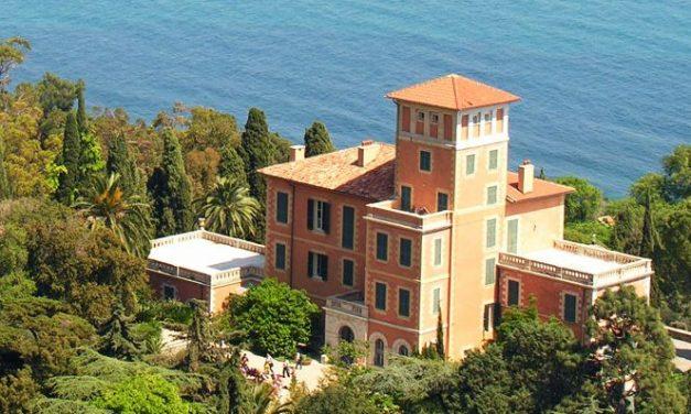 Appuntamento di rilievo domenica a Villa Hanbury a Ventimiglia