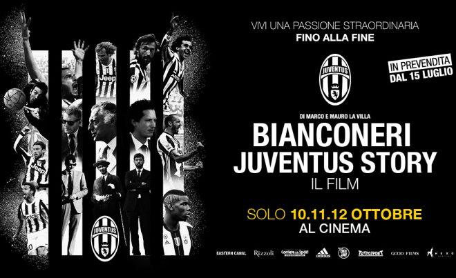 Al Megaplex Stardust di Tortona il film sulla Juventus