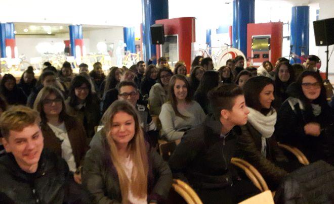 Gli studenti del Marconi a Novi Ligure per il Festival delle conoscenze