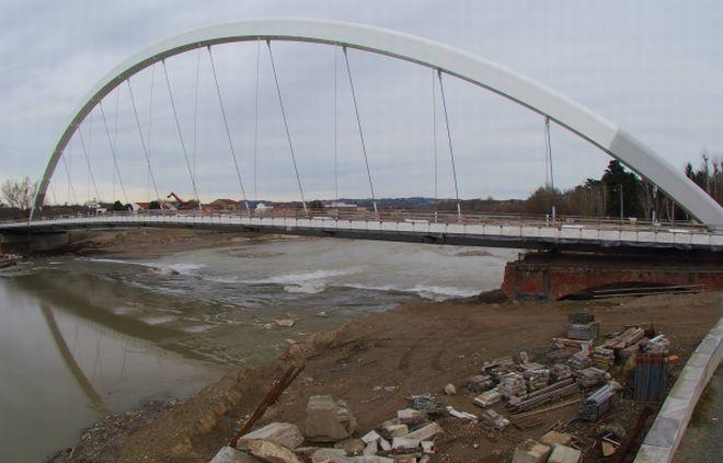Sabato e domenica si inaugura il ponte Meier di Alessandria con una grande festa