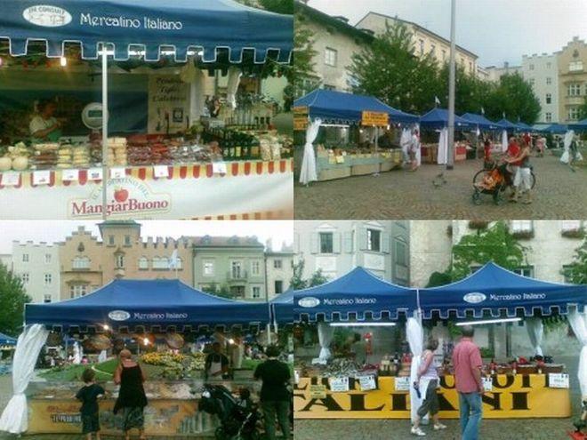 A Tortona sabato e domenica c'è il mercatino dei prodotti tipici regionali