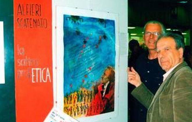 Ad Alessandria la mostra di Gianfranco Monaca