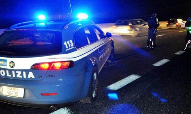 Tante pattuglie della Polstrada di Alessandria contro chi guida ubriaco