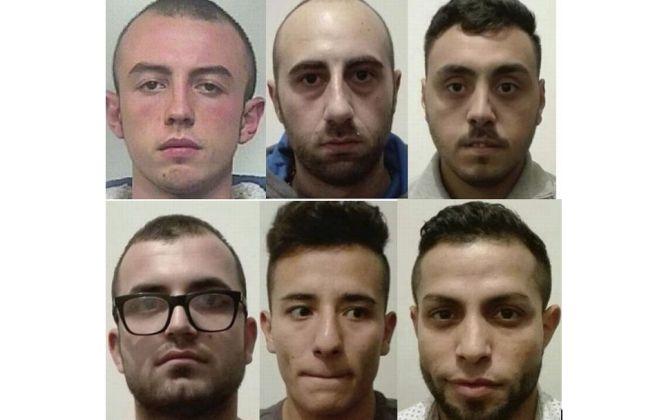 Ecco i rapinatori di Rivalta Scrivia: alcuni di loro hanno picchiato il tabaccaio e sua moglie