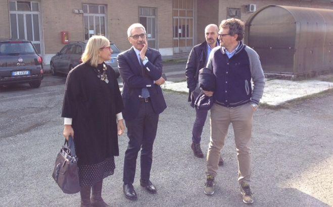 Rita Rossa incontra l'amministratore di RFI e gli chiede di rilanciare lo scalo merci