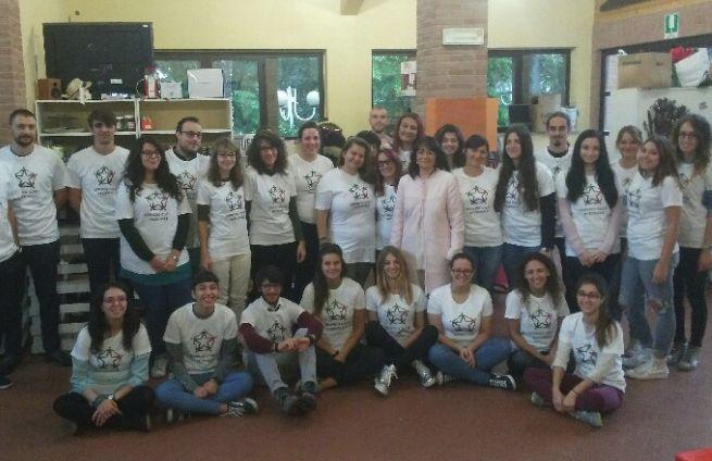 Tortona, l'assessore Marzia Barbieri ha incontrato i volontari del Servizio Civile