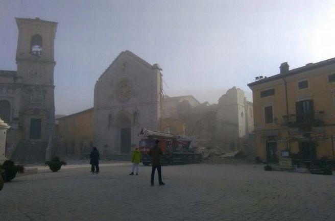 La testimonianza di un nostro lettore dalle zone dell'ultimo terremoto: Porto Sant'Elpidio, al mare