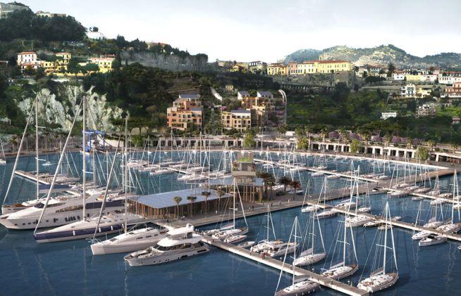 Approvato dalla Regione il nuovo progetto per il porto turistico di Ventimiglia