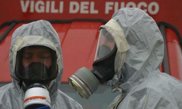 Piccola nube di gas a Cervo, evacuate per precauzione decine di famiglie in via Steria