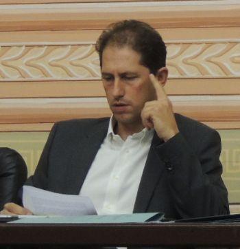 Il vice sindaco e assessore ai lavori Pubblici Cristiano Za Garibaldi
