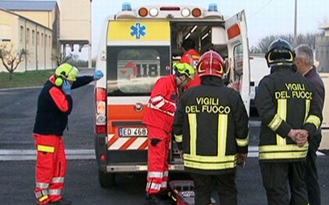Infortunio sul lavoro a Tortona, un operaio ricoverato in prognosi riservata