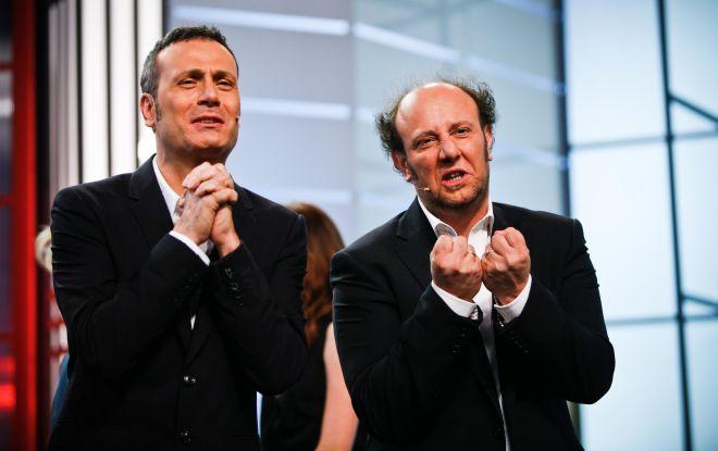 """Sabato Ale & Franz sbarcano a Sanremo con """"Tanti lati latitanti"""""""