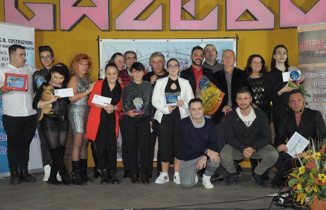 """Il tortonese Patrick Boscolo secondo al concorso canoro """"Una canzone per sognare"""" a Canelli"""