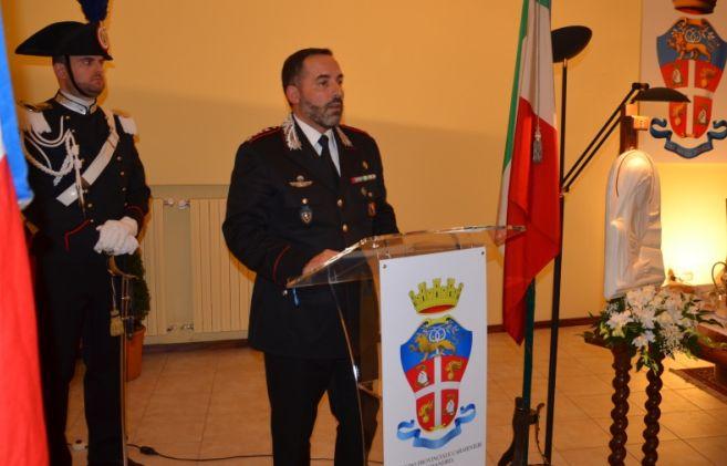 Ad Alessandria celebrata la festa dei Carabinieri