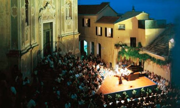 Lunedì a Cervo si chiude il 54esimo Festival internazionale di Musica da Camera con un concerto di violino e pianoforte