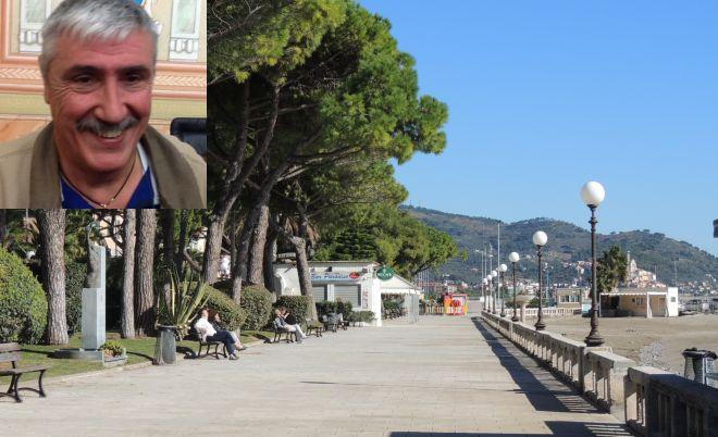 I progetti di Chiappori per migliorare la visibilità di Diano Marina: un nuovo sito e l'aumento del wi-fi