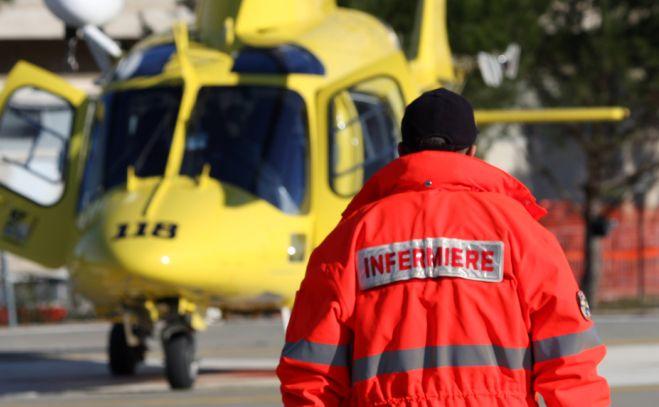 Pensionato 70enne cade da un albero a Imperia, si muove l'elicottero, ma per fortuna non è grave