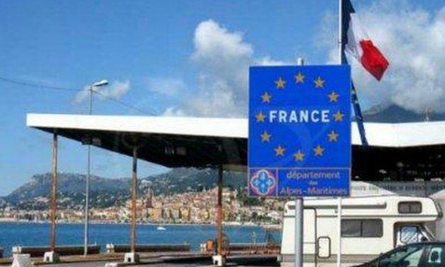 Pericoloso latitante arrestato alla frontiera di Ventimiglia da Carabinieri e Polizia