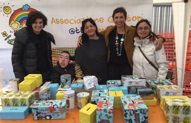 Successo della raccolta fondi di Genitori @ttivi: nei giardini di Imperia un gioco per disabili