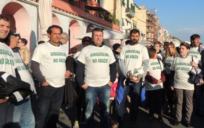 """Su Olioliva irrompe la protesta del Comitato pro Taggiasca che ribadisce: """"No alla Giuggiolina"""""""