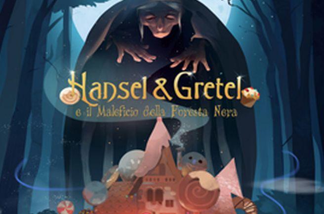 """Al teatro Ariston di Sanremo a breve uno spettacolo unico nel suo genere:  il musical """"Hansel e Gretel"""""""