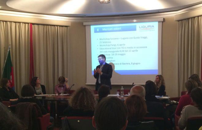 Ecco cosa farà Diano Marina per incentivare il turismo e l'economia. Le basi in un incontro a Genova