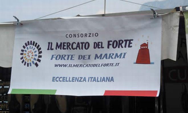 Sabato a Casale c'è il mercato di Forte dei Marmi