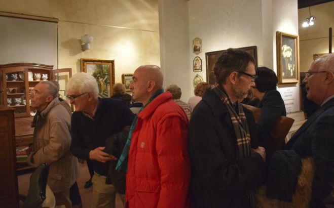 A Tortona inaugurata una mostra sull'antiquaritato