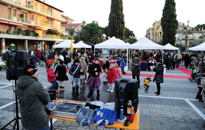 A San Bartolomeo giovedì 8 e Venerdì 9 Dicembre Mercatino di Natale con articoli e idee regalo