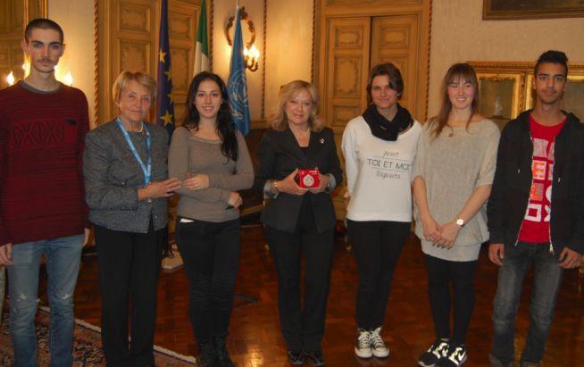 In Prefettura ad Alessandria premiati gli studenti per la Giornata internazionale dell'Infanzia e dell'Adolescenza