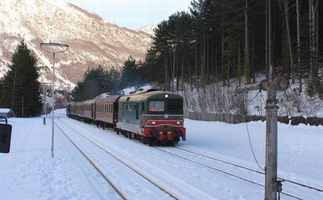 Ritornano i treni della neve da Ventimiglia  a Limone Piemonte