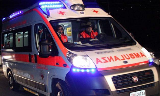 Pensionata di Alessandria investita da un'auto e ricoverata in ospedale
