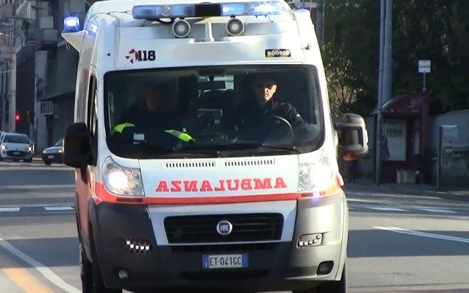 Anziana caduta a Montegrazie e motociclista ferito a Molini di Prelà