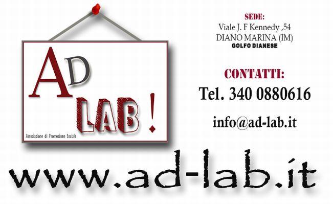 L'Associazione Ad-Lab di Diano Marina ha festeggiato il primo anno di attività