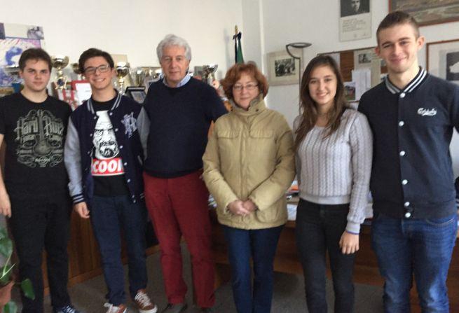 """Gli studenti del Liceo """"Amaldi"""" di Novi Ligure primi in Italia in informatica!"""