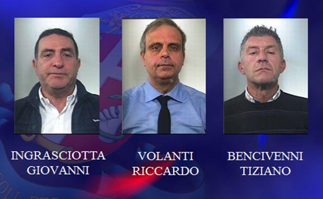 Tre italiani arrestati dai Carabinieri di Bordighera per estorsione ai danni di una ditta