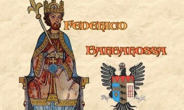 Personaggi Alessandrini: Federico Barbarossa, Alessandria è sorta per contrastarlo