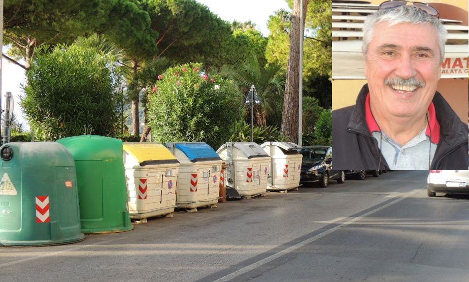 Il Sindaco spiega come sarà la nuova raccolta dei rifiuti a Diano Marina: cassonetti, isole ecologiche, porta a porta