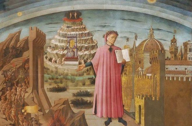 Venerdì a Serravalle Scrivia la lettura del IV Canto del Purgatorio di Dante con Benito Ciarlo e Andrea Chaves.