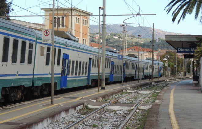 Niente pista ciclabile sul vecchio tracciato della ferrovia a Diano Marina: ci verranno parcheggi e nuova viabilità