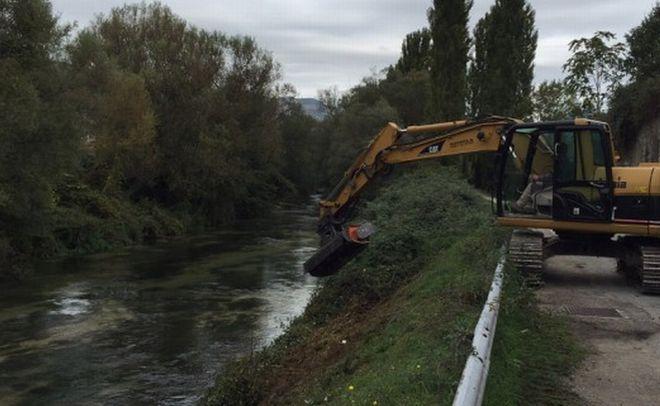 Nuovi criteri per la pulizia degli alvei dei fiumi della Liguria senza oneri per i comuni