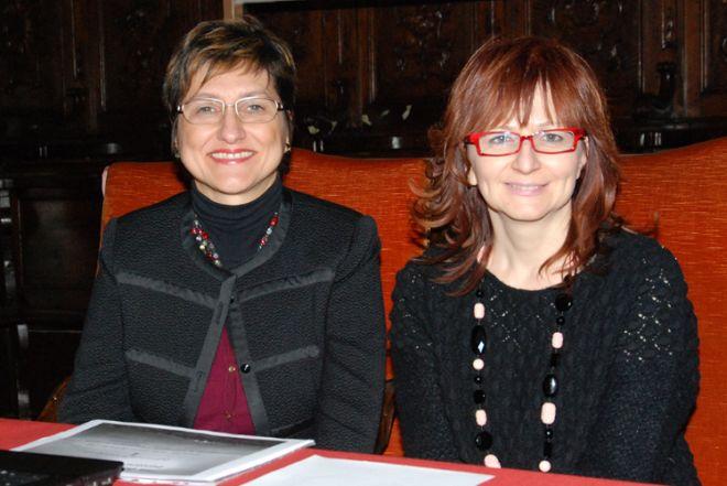 Sabato Giovanna Franzin e Silvia Massari parlano delle rappresentazioni delle Natività tra Oriente ed Occidente