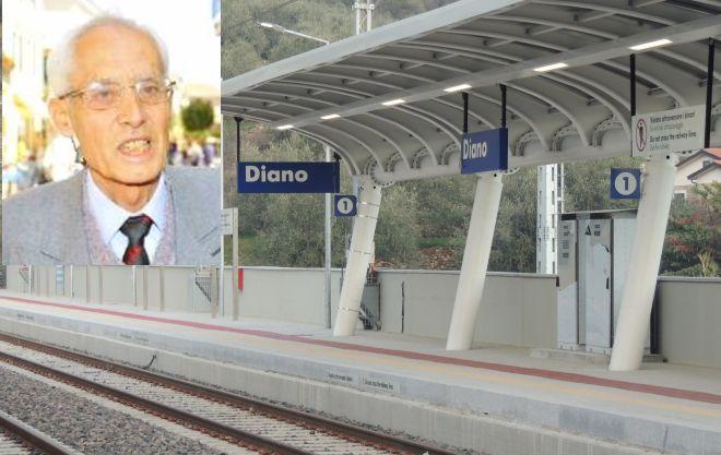 """Guglieri: """"E' inconcepibile che il Golfo Dianese abbia una stazione senza servizi. Il turismo sarà penalizzato"""""""