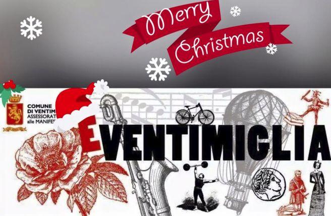 Domenica a Ventimiglia si inaugurano i mercatini di Natale