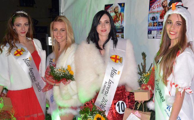 """E' stata un successo """"Miss Inverno"""" la manifestazione organizzata dal dianese Luca Valentini. In giuria anche un altro dianese: Diego Genta"""