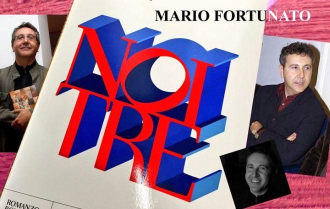 """Mario Fortunato ai Martedì Letterari di Sanremo presenta il libro """"Noi tre"""""""