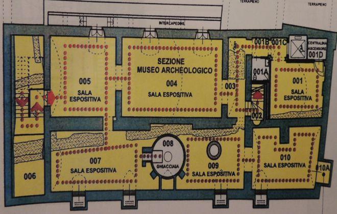 Ecco come sarà il nuovo museo civico di Tortona che ospiterà anche la Pinacoteca